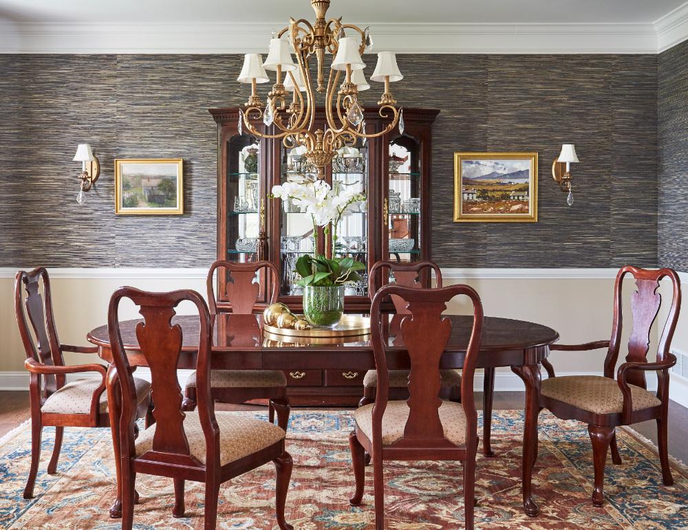 Dining Room Renovation Redux Interior Design