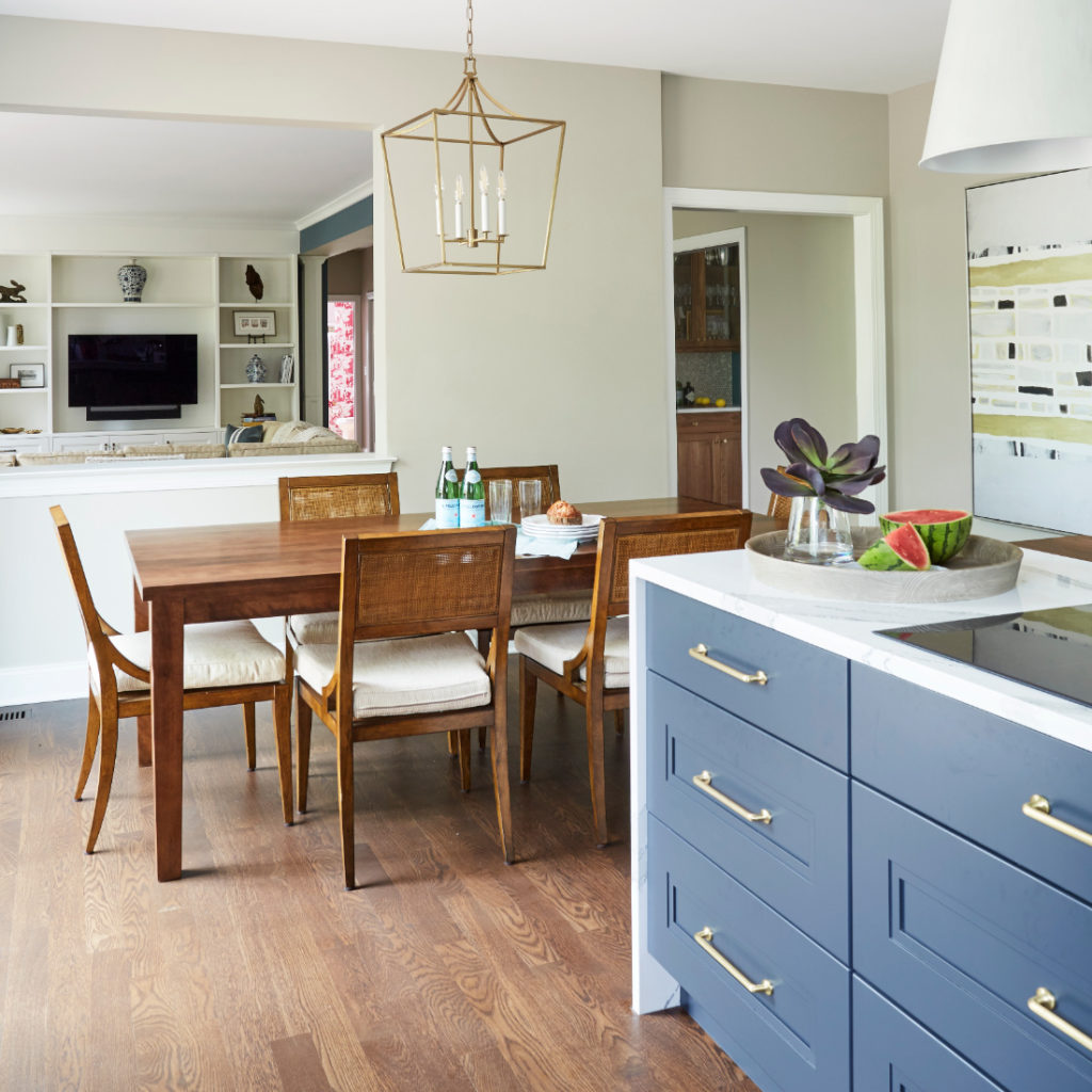 Dining Table Interior Design Barrington Il Redux