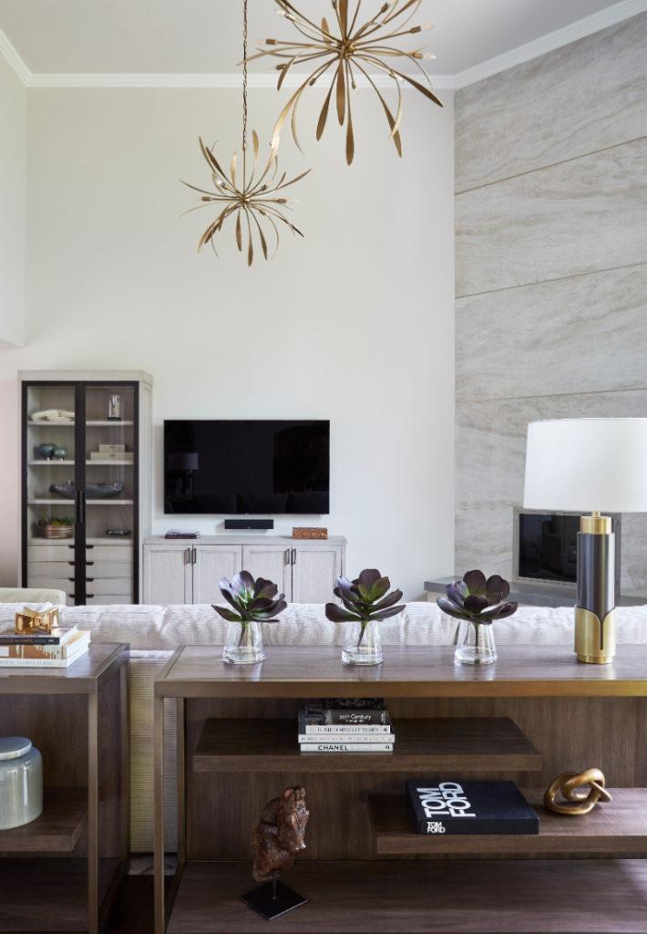 Family Room Interior Design Renovation Redux