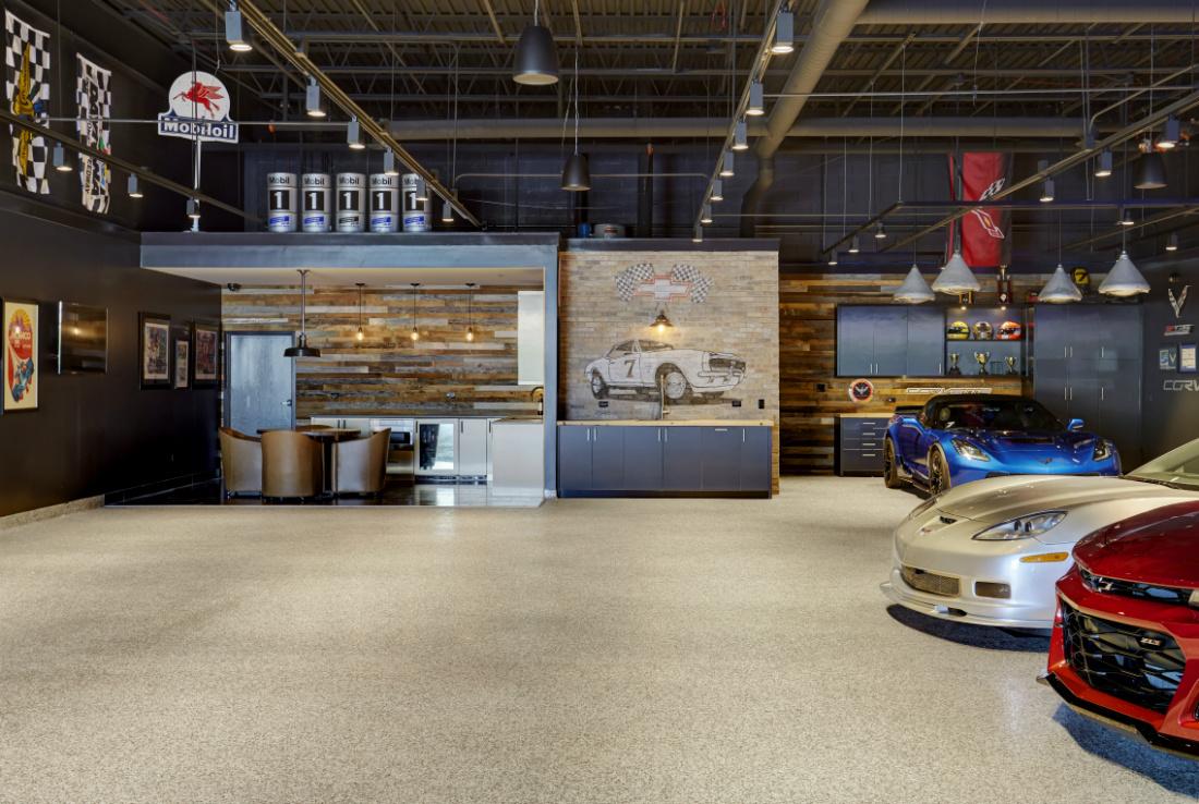 interior-design-man-cave-car-garage-lake-zurich-il