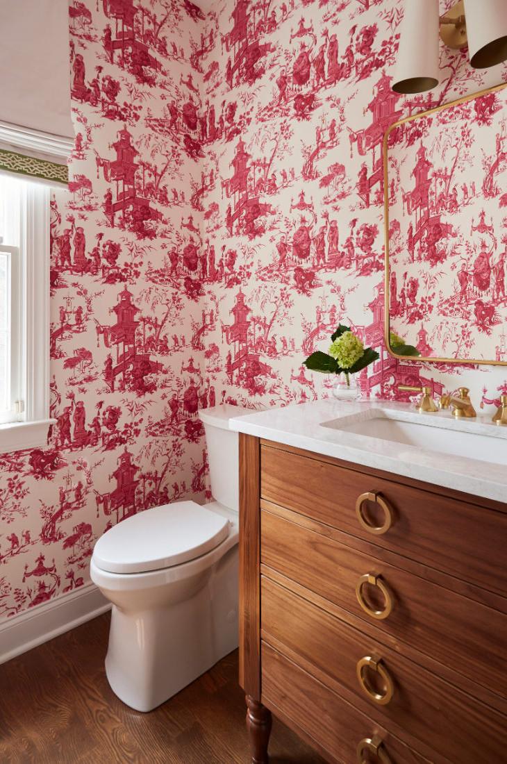 redux-interior-design-bathroom-pink-and-white-wallpaper-barrington-il