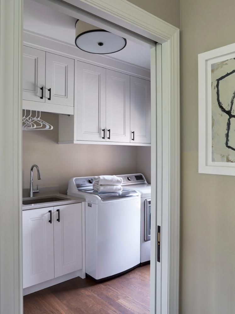 Redux Interior Design Laundry Room Renovation
