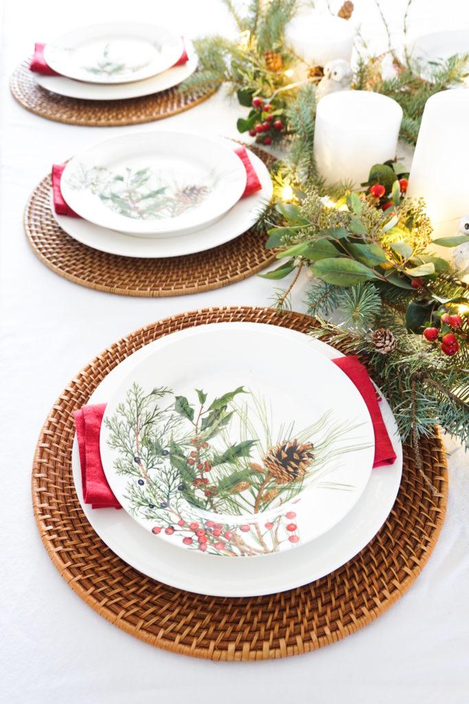 Redux Interior Design Christmas Tablescape