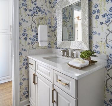 Designing Pretty Powder Rooms